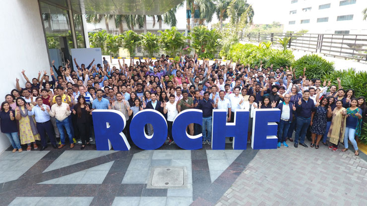 Roche India certified as Great Place to Work